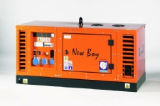 New Boy EPS103DE Kubota Generator