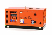 Kubota Generator New Boy EPS123DE
